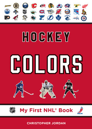 Hockey Colors by Christopher Jordan