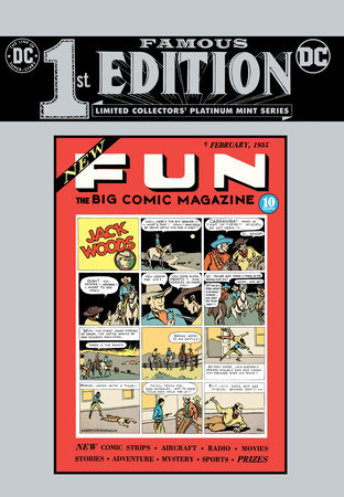 Famous First Edition: New Fun #1 C-63 by Various