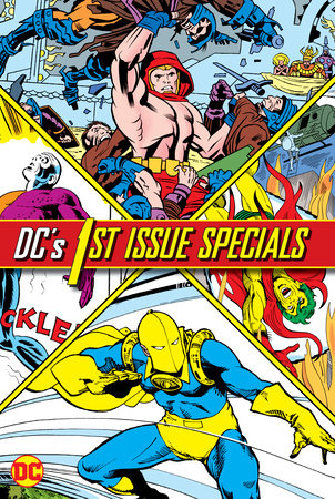 DC's First Issue Specials by Various