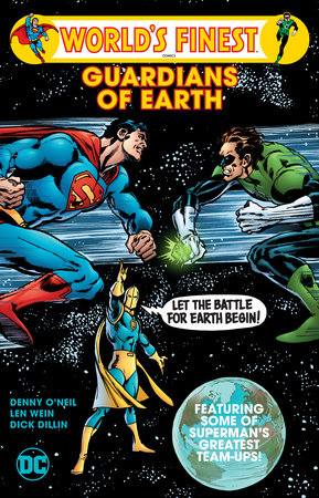 World's Finest: The Guardians of Earth by Various