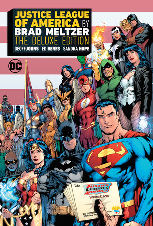 Justice League of America by Brad Meltzer: The Deluxe Edition by Brad Meltzer