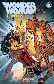Wonder Woman Vol. 3: Loveless