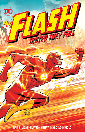 The Flash: United They Fall by Gail Simone
