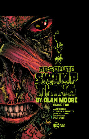 Absolute Swamp Thing by Alan Moore Vol. 2 by Alan Moore