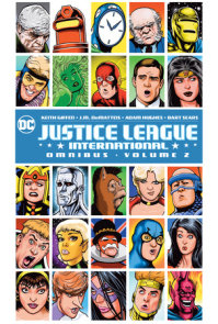 Justice League International Omnibus Vol. 2