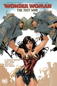 Wonder Woman Vol. 1: The Just War