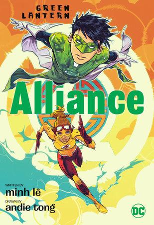 Green Lantern: Alliance by Minh Le