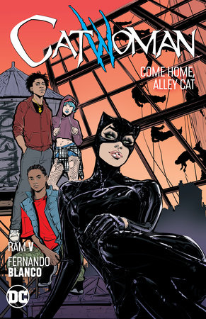 Catwoman Vol. 4: Come Home, Alley Cat by Joëlle Jones