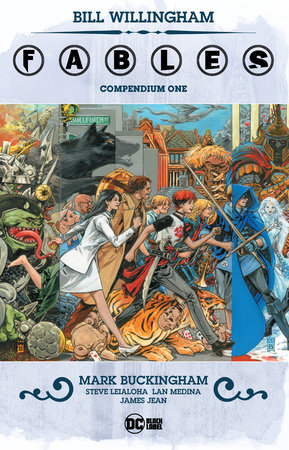 Fables Compendium One by Bill Willingham