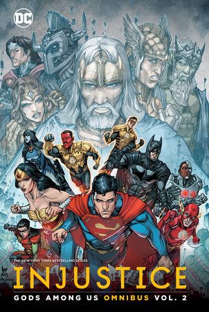Injustice: Gods Among Us Omnibus Vol. 2 by Brian Buccellato