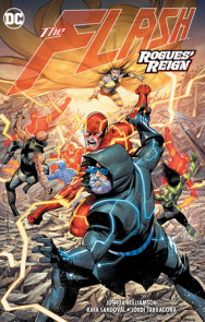 The Flash Vol. 13: Rogues Reign