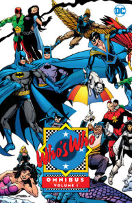 Who's Who Omnibus Vol. 1