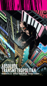 Absolute Transmetropolitan Vol. 1 (New Printing)