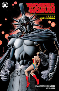 Wonder Woman Book 2: Ares Rising