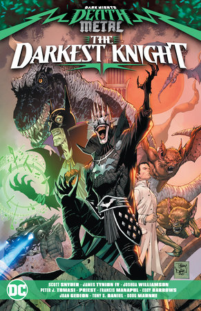 Dark Nights: Death Metal: The Darkest Knight by Various