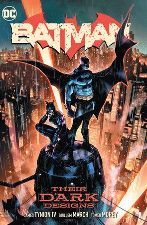 Batman: Their Dark Designs by James Tynion IV