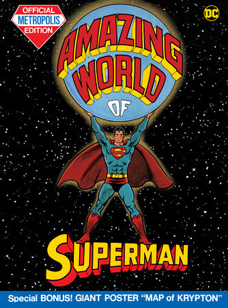 The Amazing World of Superman (Tabloid Edition) by Various