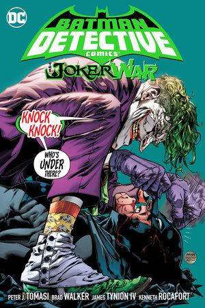 Batman: Detective Comics Vol. 5: The Joker War by Peter J. Tomasi