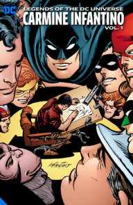 Legends of the DC Universe: Carmine Infantino Vol. 1