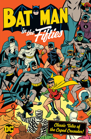 Batman in the Fifties by Various