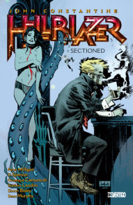 John Constantine, Hellblazer Vol. 24: Sectioned