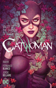 Catwoman Vol. 5: Valley of the Shadow of Death