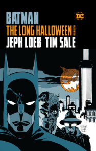 Batman: The Long Halloween Deluxe Edition