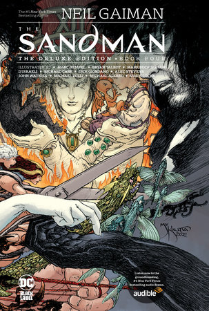 The Sandman: The Deluxe Edition Book Four by Neil Gaiman