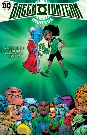 Green Lantern Vol. 1: Invictus by Geoffrey Thorne