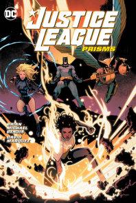 Justice League Vol. 1: Prisms