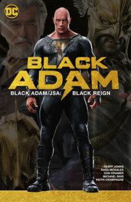 Black Adam/JSA: Black Reign (New Edition)