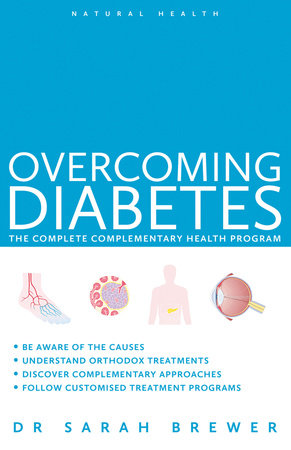 Overcoming Diabetes by Dr. Sarah Brewer