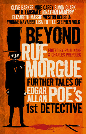 Beyond Rue Morgue Anthology by