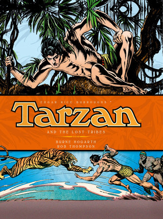Tarzan - and the Lost Tribes (Vol. 4) by Don Garden