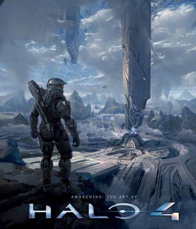 Awakening: The Art of Halo 4 by Paul Davies