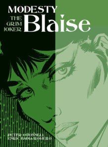 Modesty Blaise: The Grim Joker