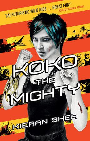 Koko the Mighty by Kieran Shea