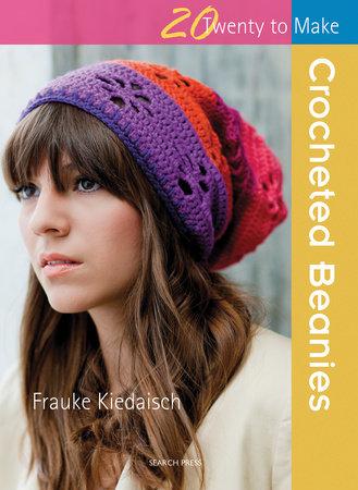 Crocheted Beanies by Frauke Kiedaisch
