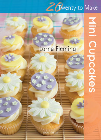 Mini Cupcakes by Lorna Fleming