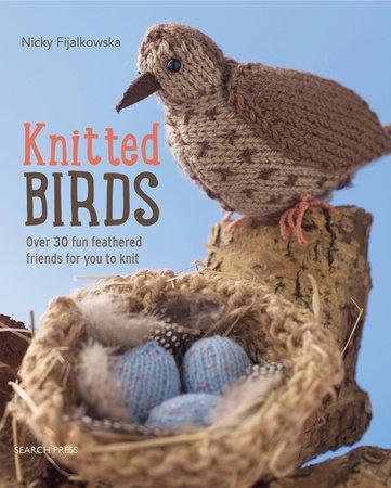 Knitted Birds by Nicky Fijalkowska