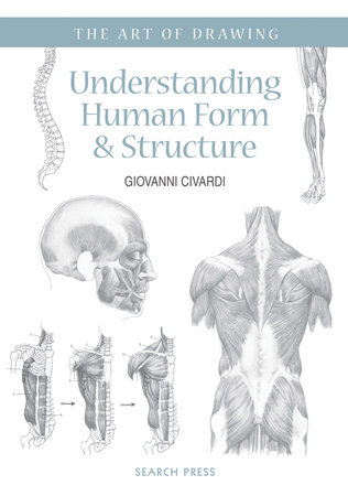 Art of Drawing: Understanding Human Form & Structure by Giovanni Civardi