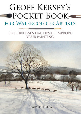Geoff Kersey's Pocket Book for Watercolour Artists by Geoff Kersey