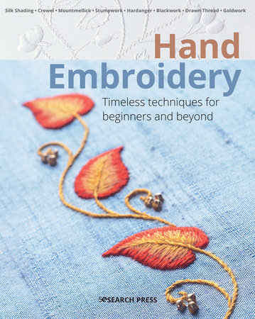 Hand Embroidery by Various