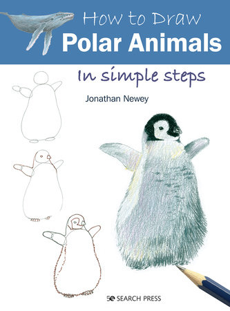 How to Draw Polar Animals in Simple Steps by Jonathan Newey