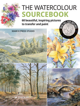 Watercolour Sourcebook, The by Geoff Kersey, Terry Harrison, Wendy Tait and Peter Woolley