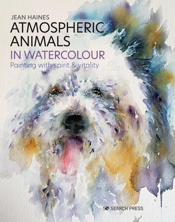 Atmospheric Animals in Watercolour by Jean Haines