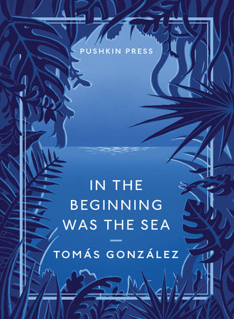 In the Beginning Was the Sea by Tomas Gonzalez