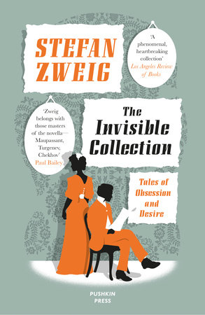The Invisible Collection by Stefan Zweig
