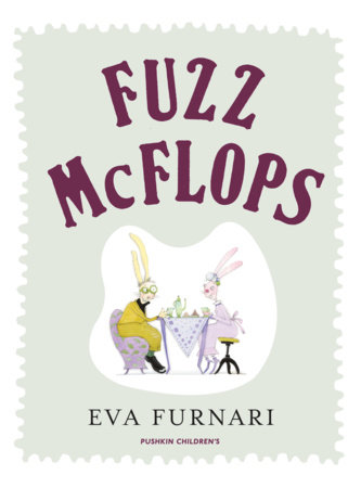 Fuzz McFlops by Eva Furnari