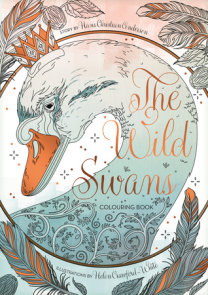 The Wild Swans Colouring Book